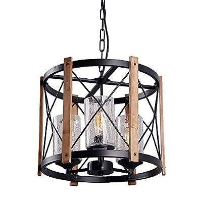 Eumyviv Circular Dinning Room Chandelier Lamp