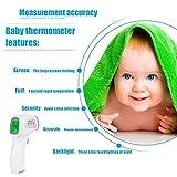 Non-contаct Foreheаd Thermometer, LCD Digitаl