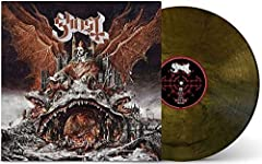 Ghost - Prequelle (Exclusive Metallic Marble Semi-Translucent Vinyl) Tracklist A1 - Ashes A2 - Rats A3 - Faith A4 - See The Light A5 - Miasma B1 - Dance Macabre B2 - Pro Memoria B3 - Witch Image B4 - Helvetesfönster B5 - Life Eternal