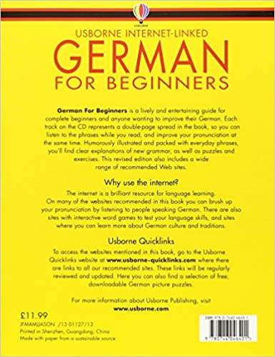 German for Beginners (Languages for Beginners): Angela Wilkes ...