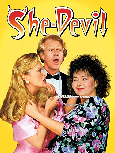 DVD : She-Devil (1989)