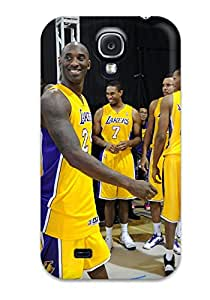 los angeles lakers nba basketball (15) NBA Sports & Colleges colorful Samsung Galaxy S4 cases