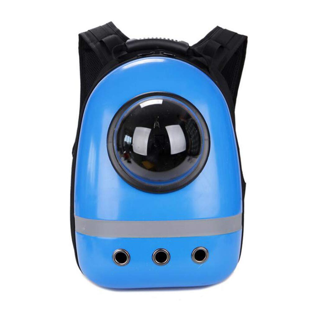 4 Portable Pet Space Backpack Out Waterproof Pet Bag Breathable Cat Bag Dog Backpack Pet Supplies.