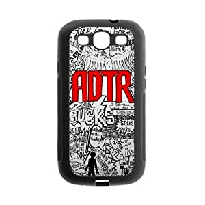Danny Store ADTR Protective TPU Gel Rubber Back Fits Cover Case for SamSung Galaxy S3