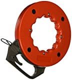 C2G/Cables to Go 19958 Roll Steel Fish Tape, TAA Compliant (50 Feet)