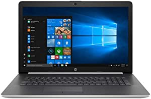 "2019 HP 17.3"" HD+ Touchscreen Laptop Computer, AMD Quad-Core Ryzen 5 2500U up to 3.6GHz (Beat i7-7500U), 12GB DDR4 RAM, 1TB HDD, DVDRW, 802.11ac WiFi, Bluetooth 4.2, USB 3.1, HDMI, Windows 10 Home"