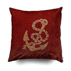 51Gbga4MpmL._SS300_ 100+ Nautical Pillows & Nautical Pillow Covers