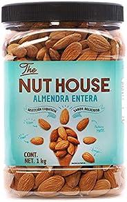 The Nut House - Almendra Entera Natural - 1kg