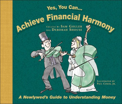 Yes, You Can... Achieve Financial Harrmony