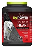 K9-Power Young At Heart – Nutritional Support Formula for Senior Dogs – 4 Pound Review