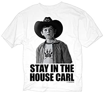 The Walking Dead - Stay In The House T-Shirt Size XL