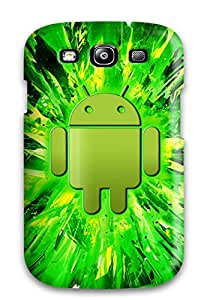 Brooke Galit Grutman's Shop Tpu Case Cover For Galaxy S3 Strong Protect Case - Android Full Size Design 5683295K23565076