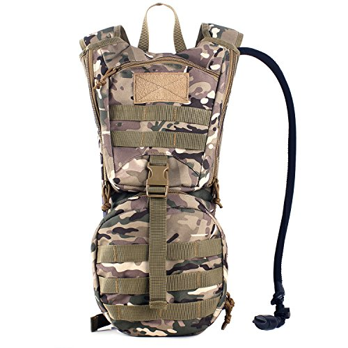 Tactical Hydration Backpacks Bladder Climbing