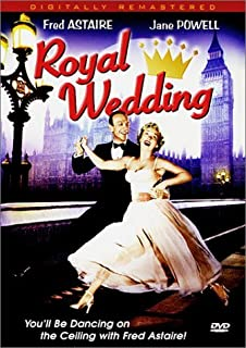 Amazon.com: Royal Wedding (1951)-Brother and sister dancing ...