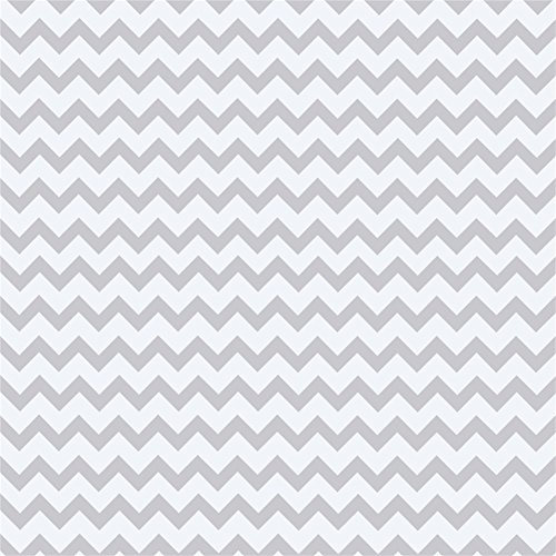 (Laeacco Light Grey Chevron Stripes Photo Backdrop 6.5x6.5ft Vinyl Photography Background Novelty Design Artistic Pattern Photo Backdrops Newborn Baby Birthday Party Backdrops Children Photography )