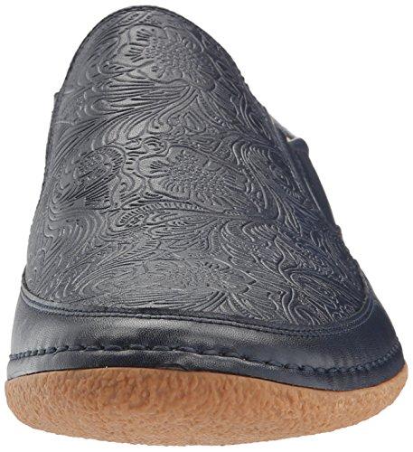 Toe Napa-moc De Los Hombres Stacy Adams Slip-on Oxford Azul Marino 2018 Nueva venta en línea Comprar barato falso Envío gratuito comercializable Sitios web en línea 2qpYx