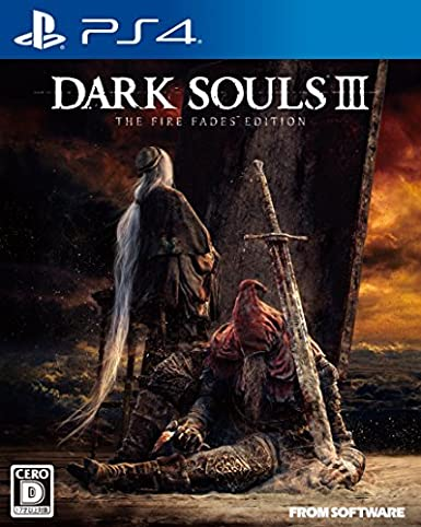 Namco Dark Souls III The Fire Fades First Print Edition [PS4 ...
