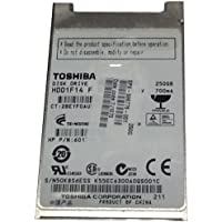 598778-001 Hewlett-Packard 250Gb 5400Rpm 1.8Inch Form Factor Sata Ii