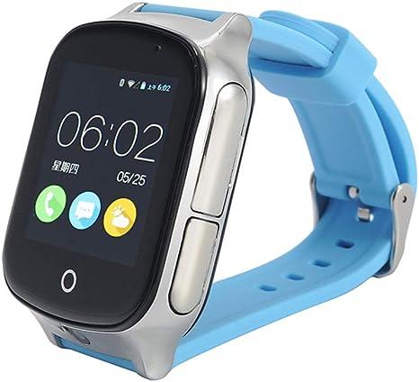 Montre Intelligente Enfants Montre-Bracelet A19 3G WiFi GPS ...