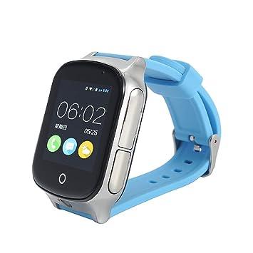 Reloj Inteligente niños Reloj de Pulsera A19 3G WiFi GPS ...