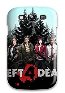 Quality Valerie Lyn Miller Case Cover With Left Dead Nice Appearance Compatible With Galaxy S3