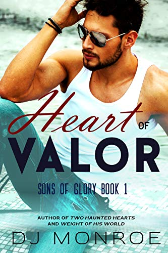 Heart of Valor: Gay Romance Book Cover