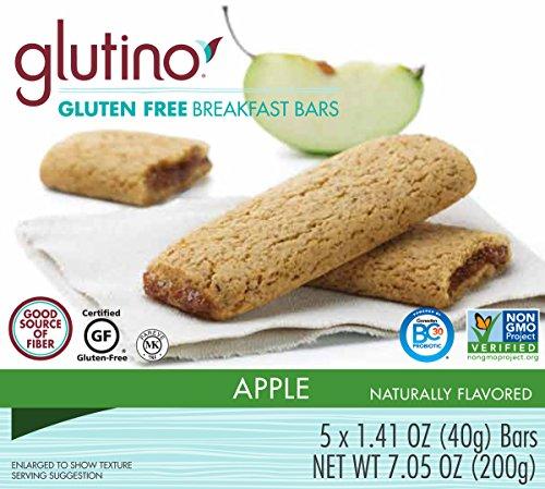 glutino breakfast bars - 1