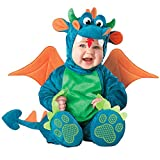 Halloween Costumes for Baby Boys Girls - Infant Toddler Kids Baby Dinky Dragon Dinosaur Dress Up Costume Outfit Romper