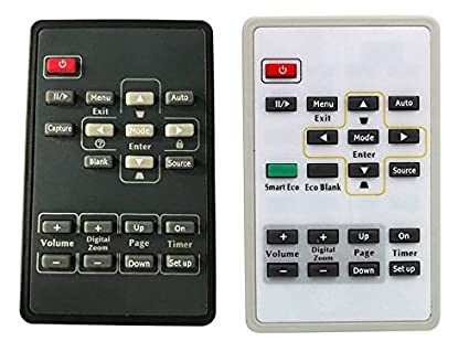Amazon com: CK Global Brand Projector Remote Control for