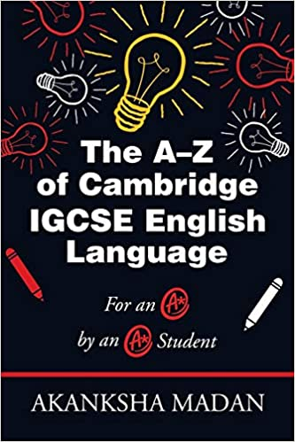 Buy The A-Z of Cambridge Igcse English Language: For an A