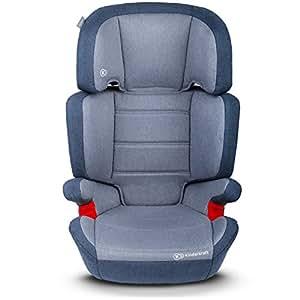 Kinderkraft Junior Plus silla de coche infantil para niños de 15 a 36 kg grupo 2 3 azul marino