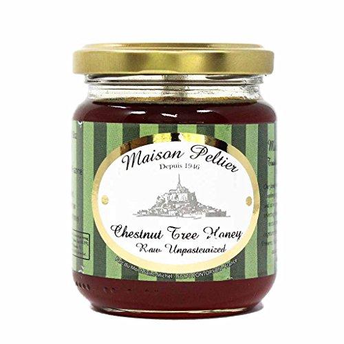 French Chestnut Tree Honey by Manoir des Abeilles 8.8 oz by Manoir des Abeilles