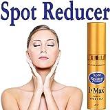 I Max Age Spot Reducer & Preventer fortified by Nanoliposome, Stem Cell, Peptides, Melatonin, AHA, Vitamin A, B-3, C, E, Phloretin CF, Glutathinone, Tranexamic Acid & Licorice for Lightening & Evening Skin, Fading Pigmentation, Brown & Liver Spots, Acne Scars & Freckles for men and women.