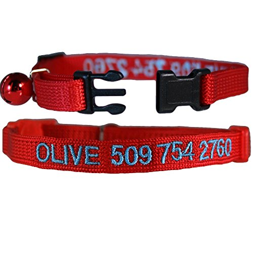 Custom-Embroidered-Cat-Id-Collars-with-Breakaway-Safety-Release-Buckle-Personalized-Kitty-Collars-with-Pet-Name-and-Phone-number-Adjustable