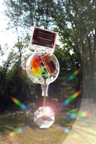 Kikkerland Solar-Powered Rainbow Maker by Kikkerland (Image #3)