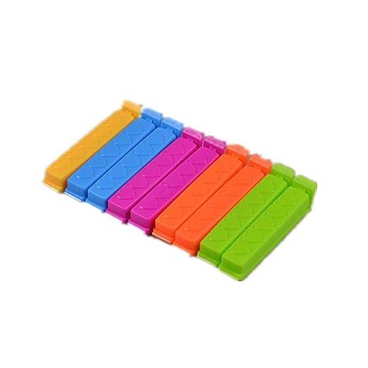 TrifyCore Bevara Mantener 10pcs Abrazaderas de plástico ...