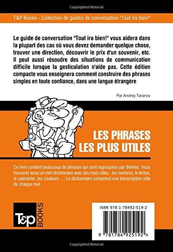 Guide de conversation Francais-Japonais et mini dictionnaire de 250 mots (French Edition)