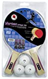 : Butterfly Vortex 2-Player Set Table Tennis Rackets