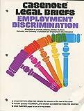 Employment Discrimination Vol. 1671 9780874572124