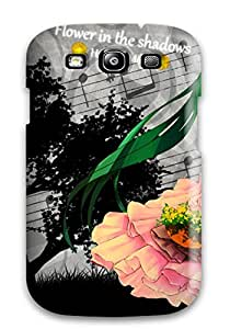 ZippyDoritEduard Galaxy S3 Hybrid Tpu Case Cover Silicon Bumper Girl