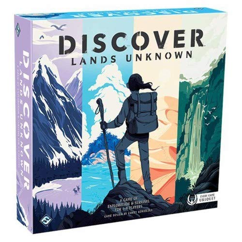Discover: Lands Unknown (Discover Pack)
