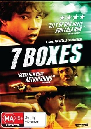 7 Boxes (7 cajas)  (Seven Boxes)  [ NON-USA FORMAT,