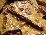 Brittle Bacon Peanut 4 oz ( 1/4 Pound Sampler pack)