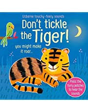 Don't tickle the Tiger !