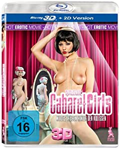 Burlesque Cabaret Girls [3D Blu-ray + 2D Version] [Alemania] [Blu-ray]