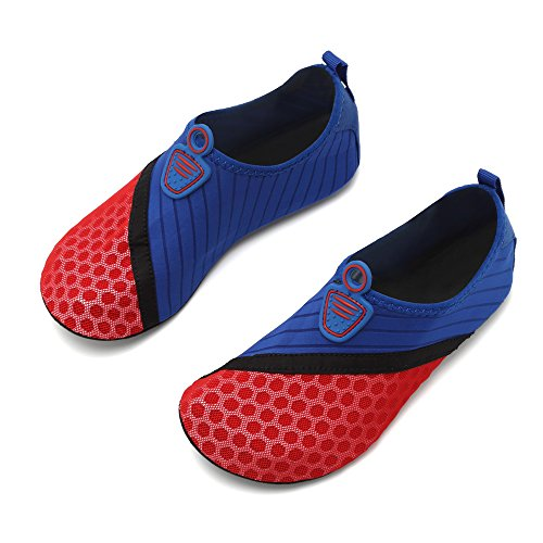 Diving Drying Snorkeling Breathable Beach Water Socks Swimming Quick Mens Yoga Red2 Women Shoes Shoes ByBetty Unisex CRwXqxP