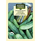 Seeds of Change Certified Organic Cucumber, Sumter - 1.7 grams