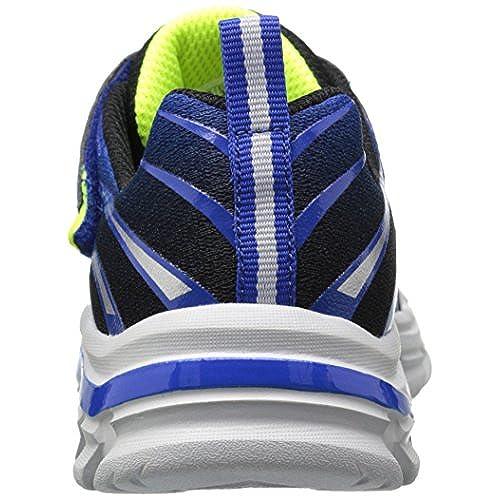 Skechers Kids Nitrate Velcro Strap Sneaker (Little KidBig Kid)