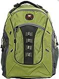 SwissGear Granite 16' Padded Laptop Backpack/School Travel Bag-Green