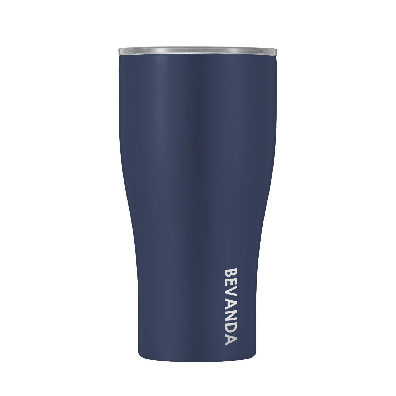 【期間限定】 Bevanda断熱コーヒータンブラーウォーターボトル飛散防止ステンレススチール – Great B0757L99HX forコーヒー、キャンプ&すべてスポーツno – Sweating、Keeps Your Cold Drink Cold For 9時間またはホット3時間 20 Oz ブルー F1720MB 20 Oz ダークブルー(Midnight Blue) B0757L99HX, 万天プラザ 100円ショップ+雑貨:c68e7a48 --- a0267596.xsph.ru